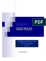 Gases REales 2012