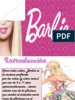 Barbie Mercadotecnia