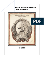 Soviet Mech Pilots Primer