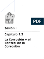 CAPITULO 1.2 La Corrosion y El Control de La Corrosion