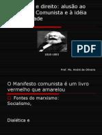 Marxismo e Direito