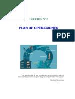 Plan de Operaciones Negocio Propio
