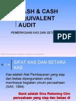 Audit Arens 9 Cash Cash Equivalent Audit