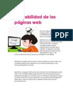 Como Evaluar La Confiabilidad de Las Páginas Web