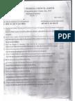 Biological Science Paper I July 2013