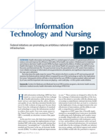 Health Information Technology and Nursing.22 (1)