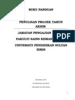 Buku Panduan Penulisan Projek Ilmiah (1) (1) (1)