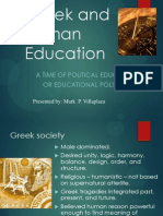 Greek and Roman Education_final