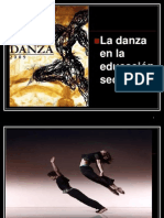 La Danza Enla Educa c i on Secundaria