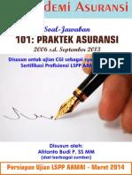 Soal Jawab 101 Praktek Asuransi - Afrianto Budi v.2