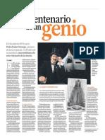 140 Años de Pedro Paulet