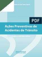 Ações Preventivas de Acidentes de Trânsito