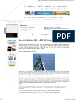 Smart Grids From 160 to 200 GW in Two Years