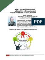 five element introduction final