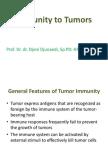 2009 Immunity to Tumors