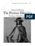 The Puritan Dilemma Story of John Winthrop