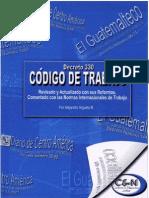 Código de Trabajo, Argueta -UGT- 2011