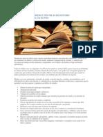 Programa de Hábitos y Técnicas de Estudio