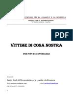 Mafia Vittime Di Cosa Nostra