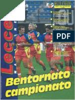 Lecce Magazine 2000 N. 8