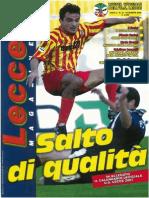 Lecce Magazine 2000 n. 10