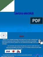 Sarcina electrica