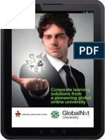 Corporate Learning Solutions - GlobalNxt University