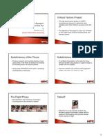 2007 Critical Factors for SP