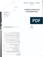 Teorie Si Practica Econometrica - Vergil Voineagu