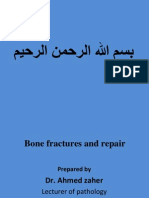 3- Bone Fractures and Repair