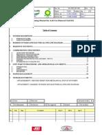 Commissioning Manual Unit 21