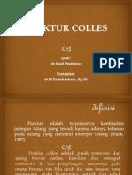 FRAKTUR-COLLES-ppt