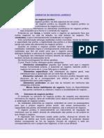 DPSJ 10-Elementos Negocio Juridico