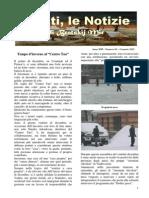 Frati Minori - Notizie da Viesti N. 01/2015