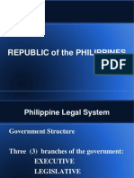 Phil Legislative Process