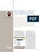 Eurocodes in Britain - Intro