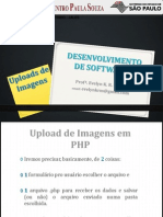 10 - Uploads de Arquivos