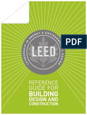 LEED BD+C v4 Reference Guide | Leadership In Energy And
