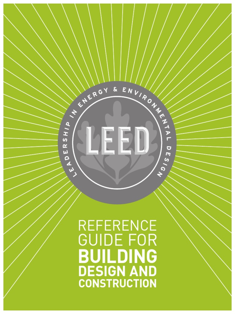 Leed bd c v4 reference guide leadership in energy and for Leed building design