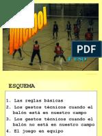 Apuntes Voleibol