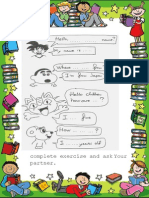 Islcollective Worksheets Beginner Prea1 Elementary a1 Elementary Scho Asking for Basic Information 271214de59aeb247706 52781661