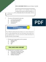 Test ForEnglish Spm