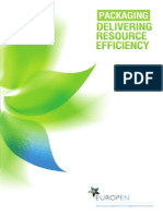 Packaging Delivering Resource Efficiency - EUROPEN Brochure