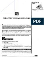 Optional Module-2 L-35 Impact of Media on Culture_media and Culture (335 Kb)