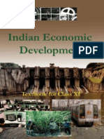 Indian Economic Development NCERT Class XI