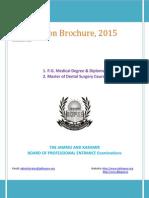 Information Brochrue