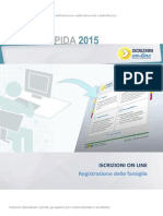 Iscrizioni online 2015/2016 guida utente