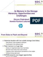 DhruvaChakrabarti Non Volatile Memory Revised