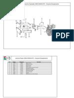 Gerador GMEG MDG-5000S/ATS - Manual Técnico