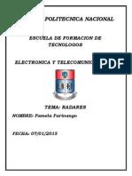 Radares Telec 3
